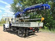 Газ 33088. Бурильно - крановая установка (БКМ)., фото 3