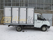 Газ 3302. Хлебный фургон, (128 лотка)., фото 2