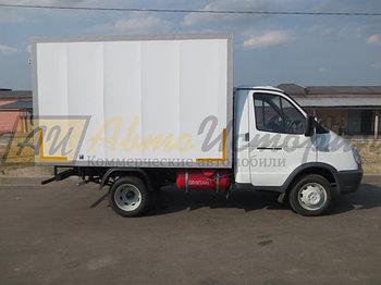 Газ 33025.  Промтоварный фургон 3,1 м.