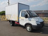 Газ 33025.  Промтоварный фургон 3,1 м., фото 2