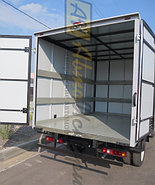 Газ 33025.  Промтоварный фургон 3,1 м., фото 3
