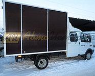 Газ 33023 (фермер). Промтоварный фургон 3,0 м., фото 2