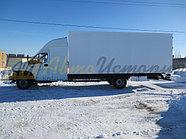 Газон Некст. Спальник. Фургон изотермический ППС 6,2, фото 2