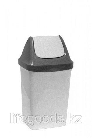 Контейнер для мусора СВИНГ 9л, фото 2