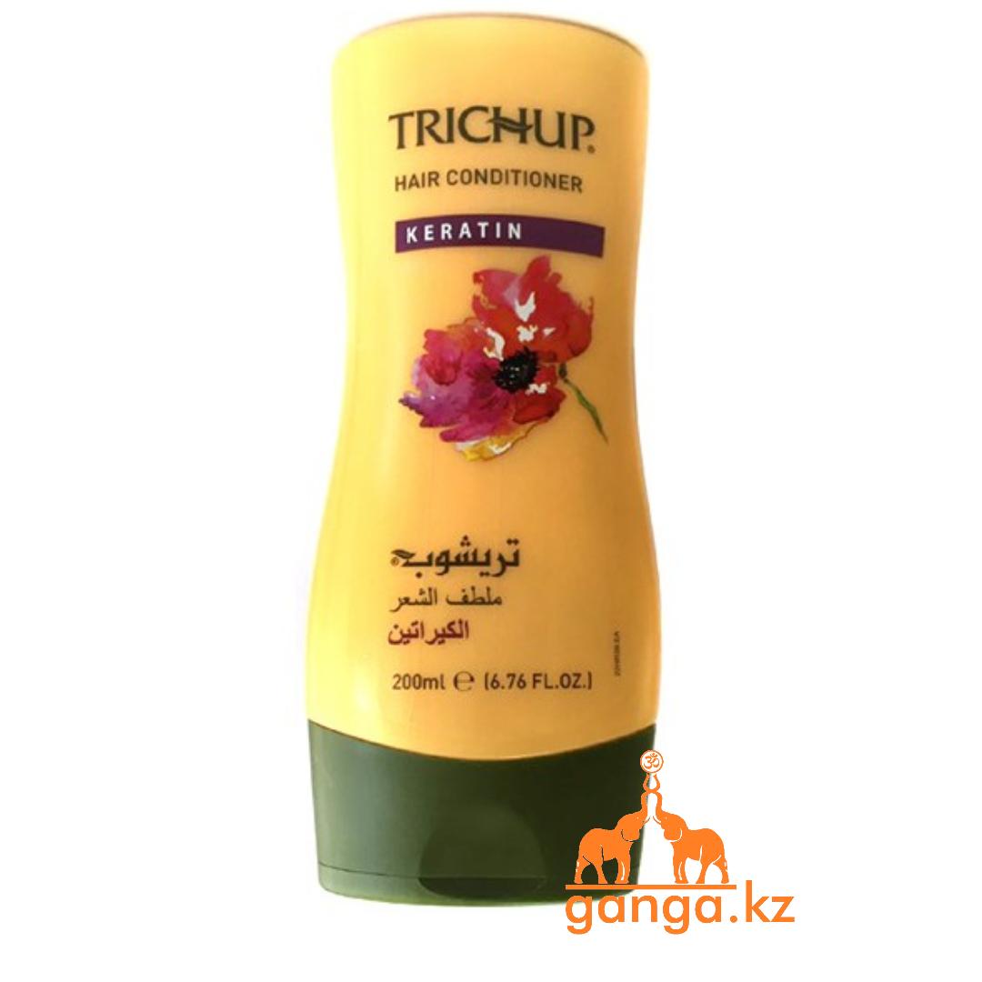Кондиционер для волос с Кератином Тричап (Hair Conditioner Keratin TRICHUP), 200 мл.