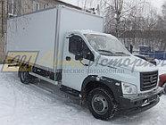Газон Некст. Изотермический фургон (ППУ) 5,1 м., фото 2
