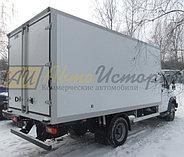 Газон Некст. Изотермический фургон (ППУ) 5,1 м., фото 3