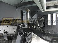 Газон Некст. Изотермический фургон (ППУ) 5,1 м., фото 4