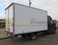 Газель Некст. Cпальник. Промтоварный фургон 4,2 м., фото 3