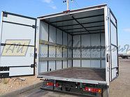 Газель Некст. Cпальник. Промтоварный фургон 4,2 м., фото 4