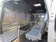 Газ 2705. Ритуальный автомобиль (катафалк). Высокая крыша., фото 5