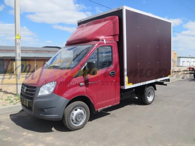 Газель Next. Промтоварный фургон 3,1 м.