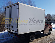 Газель Некст.  Изотермический фургон ППУ 3,1 м., фото 3
