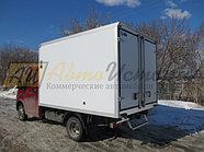 Газель Некст.  Изотермический фургон ППУ 3,1 м. ХОУ, фото 3