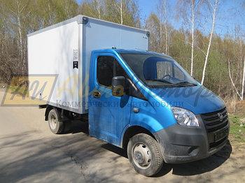 Газель Некст.  Изотермический фургон ППУ 3,1 м.