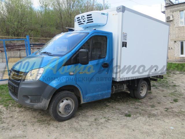 Газель Некст.  Изотермический фургон ППУ 3,1 м. ХОУ
