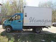 Газель Некст.  Изотермический фургон ППУ 3,1 м. ХОУ, фото 2