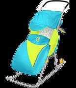 Санки-коляска Тимка 2 Комфорт Т2К