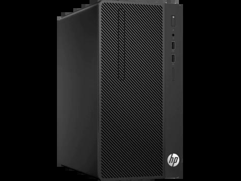HP 1QP21EA 290 G1 MT i3-7100 1TB 8.0G DVDRW Win10 Pro i3-7100 / 8GB / 1TB HDD / W10p64 / DVD-WR / 1yw / kbd /