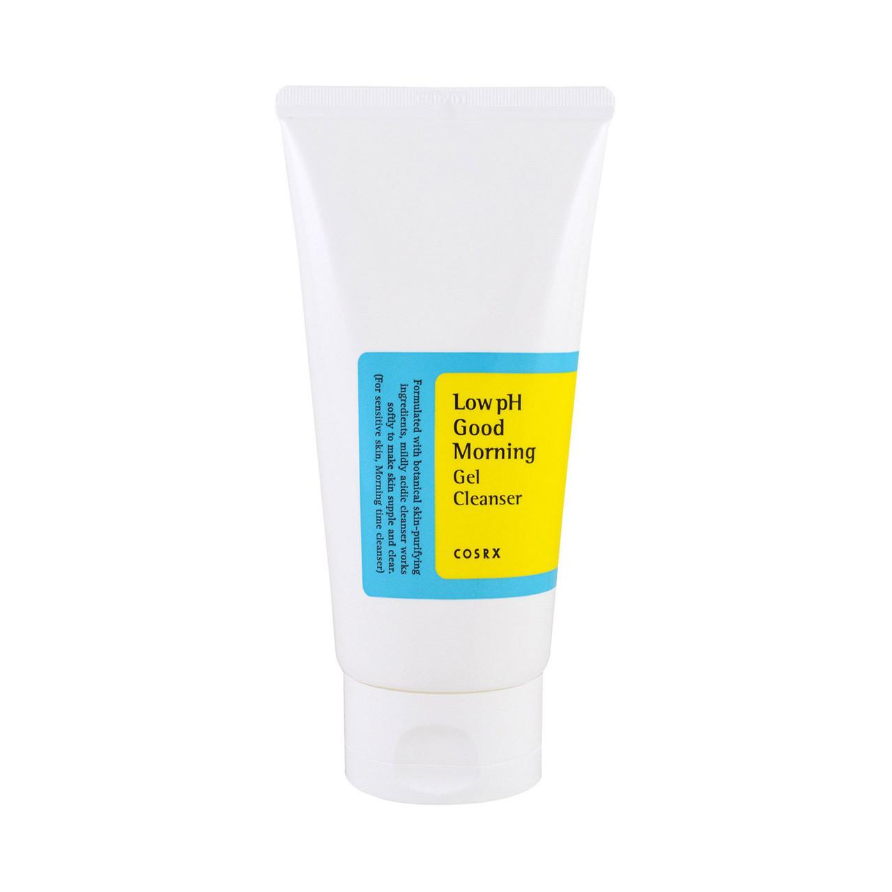 COSRX Low pH Good Morning Gel Cleanser Мягкий гель для умывания