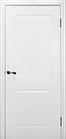 Межкомнатная дверь эмаль- Бриз белая эмаль, фото 2