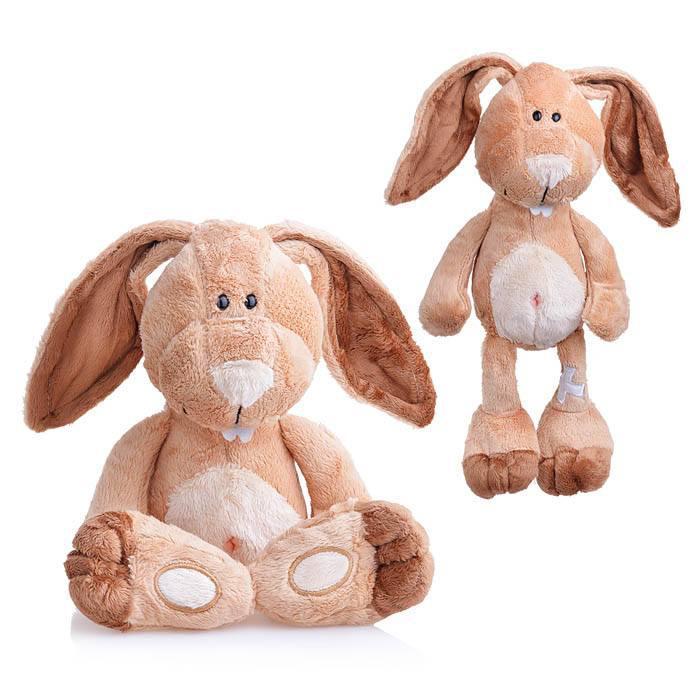 Мягкая игрушка Заяц 20 см 0777-18