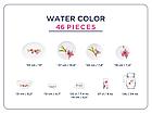 Столовый сервиз Luminarc Diwali Water Color 46 предметов на 6 персон, фото 2