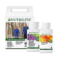 Промо набор NUTRILITE в подарочной упаковке