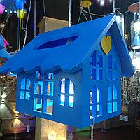 Люстра детская домик, фото 1