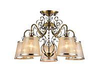 Потолочный светильник Freya Driana FR2405-PL-05-BZ, фото 1