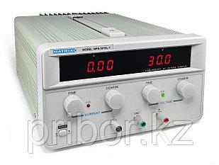 MATRIX MPS3010L-1 Одноканальный источник постоянного напряжения (30 В, 10 А)