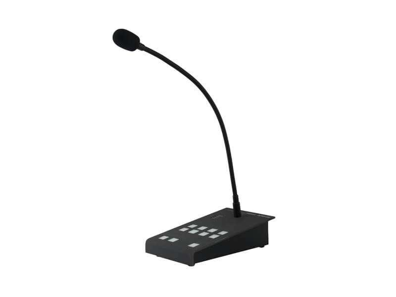 Пейджинговый микрофон AUDAC APM108MK2