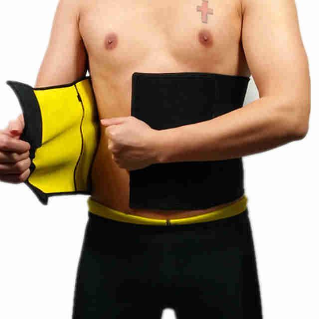 Пояс для похудения (HOT SHAPERS) мужской