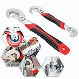 Универсальный ручной гаечный ключ Snap'N Grip, фото 3
