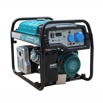 Бензиновый генератор ALTECO AGG 6000 ВE, фото 2