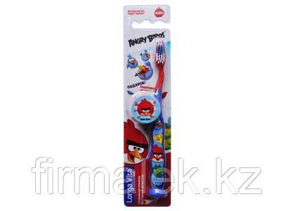 Angry Birds мануальные детские зубные щётки от 3 лет
