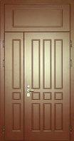 Дверь стальная облагороженнаяЛюкс 1