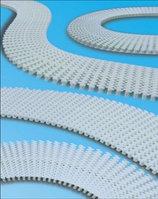 Решетка переливная гибкая высота 23 мм, ширина 250 мм (с узором), фото 1