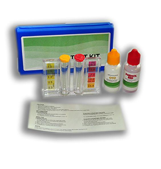 Тестер с реактивами С1+рН