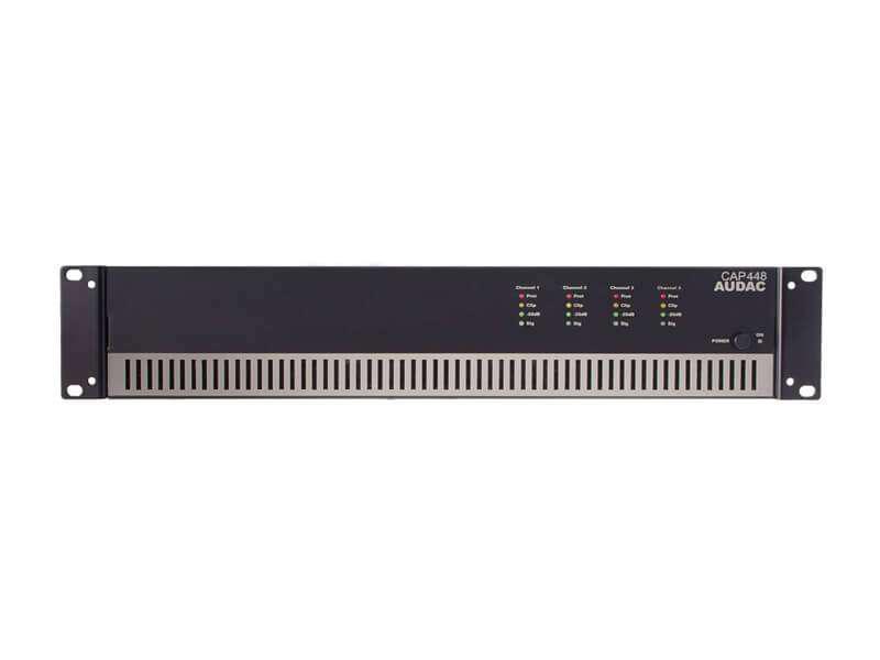 Усилитель 100V AUDAC CAP448