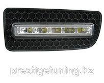Рамки в бампер с ходовыми огнями LED DRL на BMW E36 M3