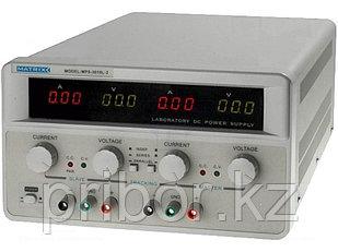 MATRIX MPS-3010L-2. Источник постоянного напряжения 2-х канальный (30 В, 10 А)