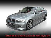 Обвес M3 rieger на BMW E46, фото 1