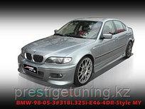Обвес M3 rieger на BMW E46