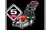 Газонокосилка ЗУБР бенз., самоход, 510мм, 139см3, 2.6кВт, 5 ступ кош (25-75мм), 50л трав-ник, мульчирование