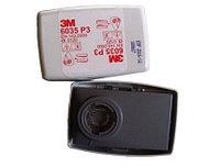 Противоаэрозольный фильтр 3М 6035 (класс защиты: P3R)