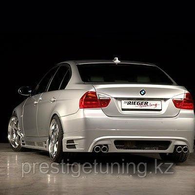 Обвес Rieger на BMW 3-серии (Е90)