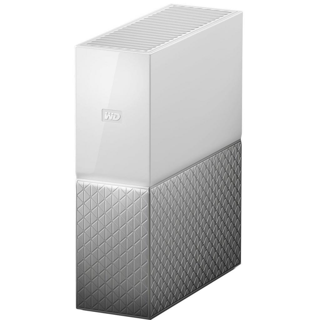 Жесткий диск (внешний) Western Digital (WD) My Cloud Home (8Тб (8000Гб), 3,5″, USB 3.0, ) WDBVXC0080HWT-EESN