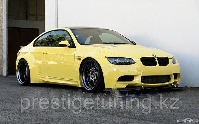 Обвес / Широкие Арки Rocket Bunny на BMW E92 M3