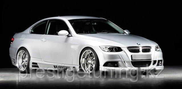 Обвес Rieger на BMW E92
